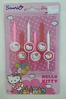 """Свічки для торта """" Hello Kitty"""""""