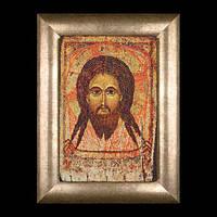 Вышивка крестом Икона Спас Нерукотворный