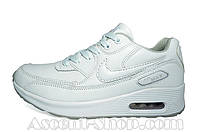 Кроссовки Nike AirMax White (реплика)