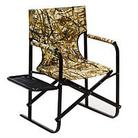 Складной стул с подставкой Пикник