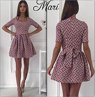 Очень стильное платье  бэби долл