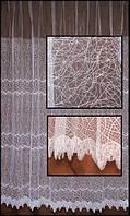 Гардины на окна  с кружевом