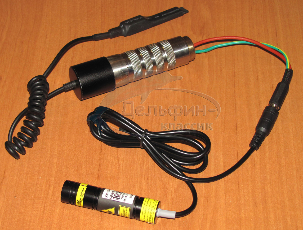 Инфракрасные подсветки для камер своими руками6