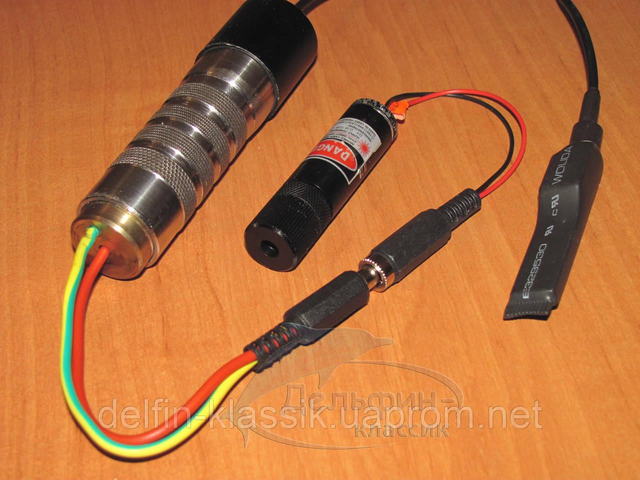Как сделать инфракрасный фонарик своими руками6