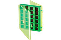 Коробка на магните Lineaeffe двухсторонняя 48 отделений мал