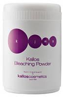 Осветляющая пудра для волос 500 г Bleaching powder Kallos