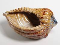 Фигурка из керамики Ракушка