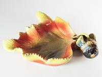 Блюдо из керамики Рыба