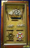 Ключница на стену Морская