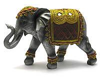 Фигурка слона с опущеным хоботом