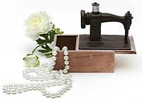 Шкатулка  машинка швейная
