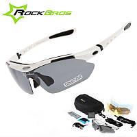 Очки RockBros Polarized /очки с поляризацией /очки для рыбалки /очки для водителя