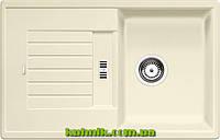 Мойка кухонная гранитная Blanco Zia 45 S Silgranit