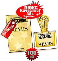 Moschino Cheap and Chic STARS Хорватия Люкс качество АА++  Москино Чип энд Шик Старс, женский