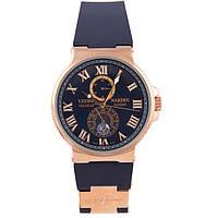 Наручные часы Ulysse Nardin Maxi Marine Chronometer Dark Blue Gold