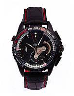 Мужские наручные часы Tag Heuer Grand Carrera Calibre 36 Black