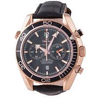 Классические мужские часы Omega Seamaster