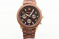 Стильные часы Michael Kors Brown