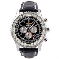 Мужские часы Breitling Bentley Motors Black White