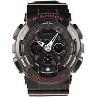 Спортивные часы Casio G-Shock GA-200RG All black