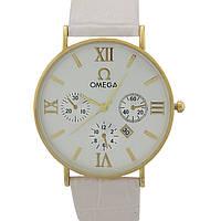 Наручные часы Omega Gold White
