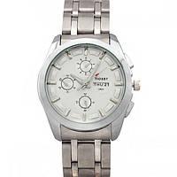 Стильные часы Tissot Silver White