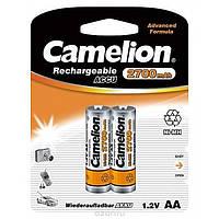 Аккумулятор Camelion AA-2700mAh Ni-Mh BL-2