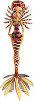 Кукла Монстер Хай Торалей Страйп серия Большой Срарьерный Риф  Monster High