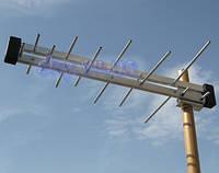 Внешняя антенна для эфирного и цифрового телевидения стандарта DVB-T2 Цифра 2К