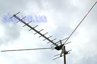 Внешняя антенна для эфирного и цифрового телевидения стандарта DVB-T2 Волна 1-11