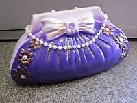 Оригинальная гламурная копилка Дамская сумочка