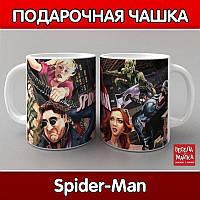 Кружка Spider-Man (Человек-паук)