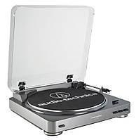 Проигрыватели виниловых дисков Audio-Technica AT-LP60USB