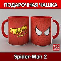 Кружка Spider-Man 2 (Человек-паук)