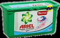Капсулы Ariel 3 в 1 универсальные 30 штук
