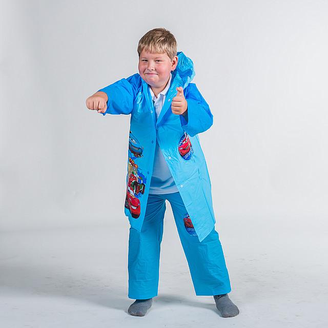 "Детский костюм от дождя ""Тачки"""