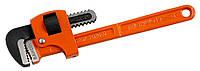Самозатягивающийся газовый ключ, длина изделия - 250 мм, Bahco, 361-10