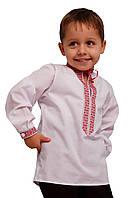 """Рубашка детская для мальчиков  М-877  рост 110-164  """"вышиванка"""""""