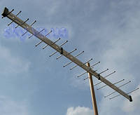 Внешняя антенна для эфирного и цифрового телевидения стандарта DVB-T2 Горизонт-1 МАХ