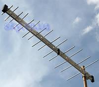 Внешняя антенна для эфирного и цифрового телевидения стандарта DVB-T2 Горизонт-1 Цифра1