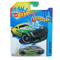 Машинка Hot Wheels Color Shifters Barbaric Измени цвет Mattel CFM45