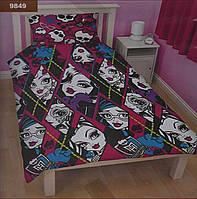 Подростковое постельное белье Вилюта 9849 ранфорс