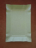 Тарелка одноразовая бумажная(100шт)130*190