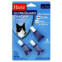 Hartz (Харц) Капли для кошек от личинок и яиц блох