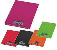 Кухонные электронные весы Сlatronic KW 3626 в 5 цветах до 5 кг Германия Топ продаж
