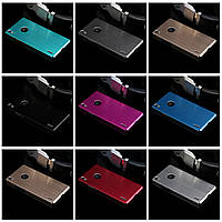 "HUAWEI P7 Оригинальный металлический алюминиевый чехол бампер корпус накладка ""CHROME GLARE"""