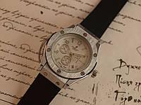 Часы женские Hublot S-White. Качественная Реплика!