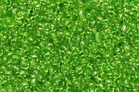Бисер 50430 (10118) Preciosa (Чехия) травяной прозрачный 25г