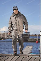 Костюм Jahti Jakt Hossa fishing suit air-tex membrane, grey