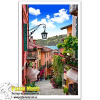 Пазл Pintoo - Озеро Комо, Италия (Bellagio, Lake Como Italy)